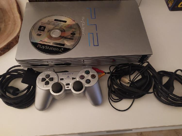 playstation 2 gris