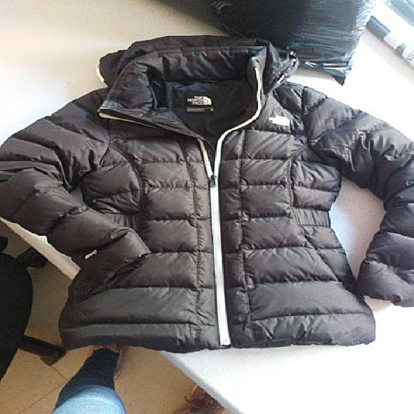 Plumon the north face m mujer