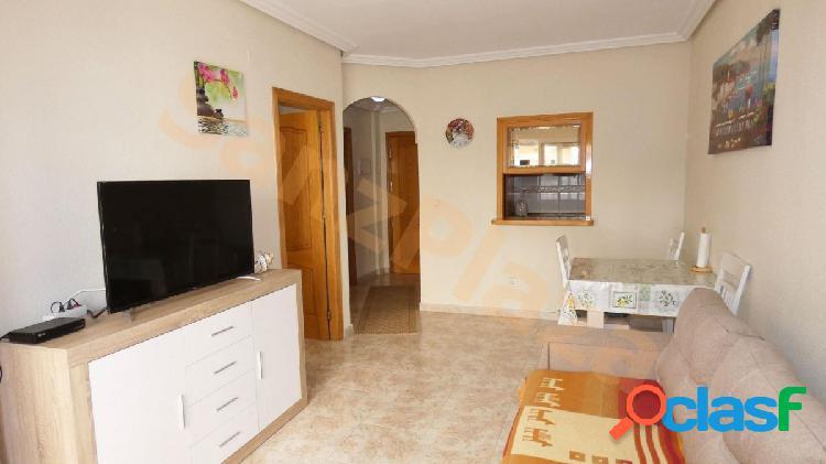 Apartamento 1 dormitorio amueblado y equipado