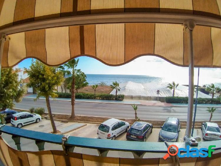Piso en venta en el morche, torrox costa, 3 dormitorios y vistas al mar