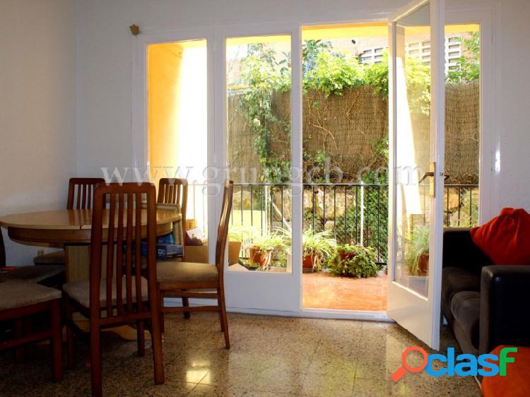 Piso de 3 habitaciones para alquilar en el centro de Lloret de Mar.
