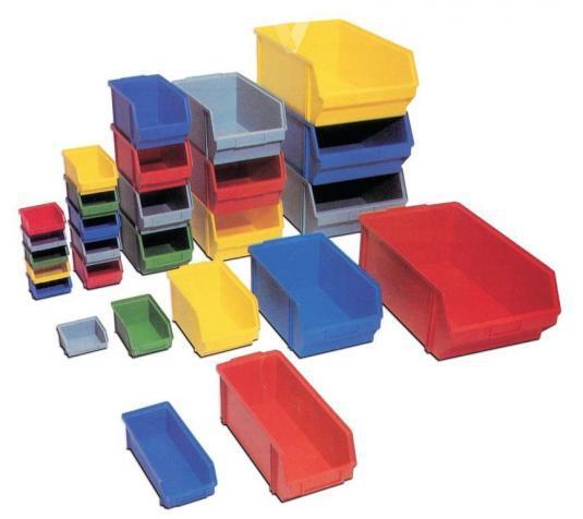 Cajas apilables plastico