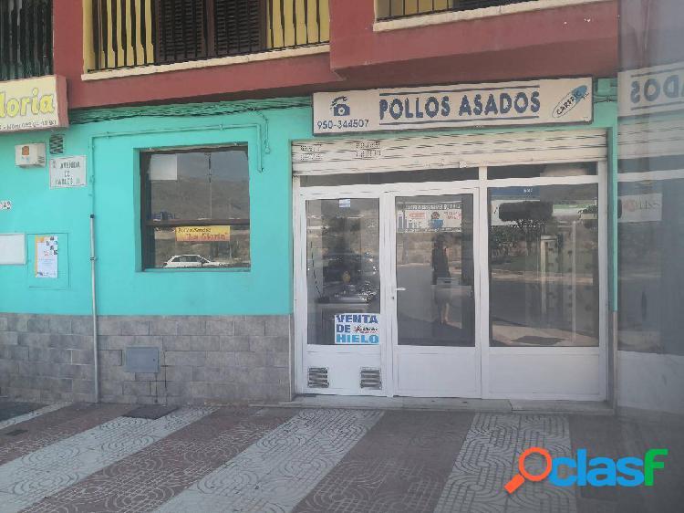 Local comercial avenida carlos iii aguadulce