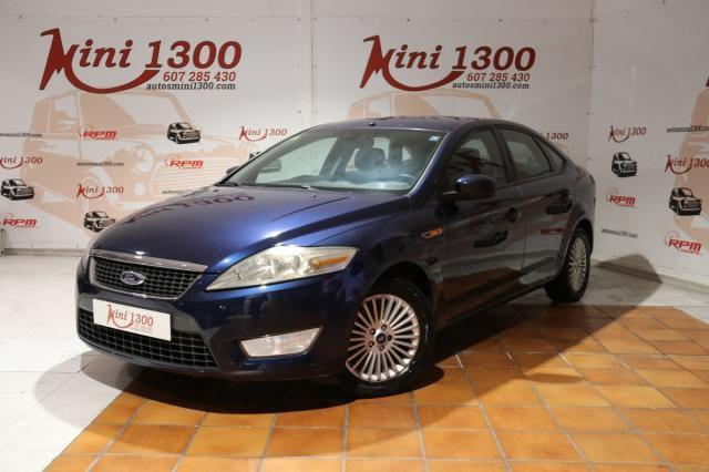 Ford mondeo 1.8tdci ambiente