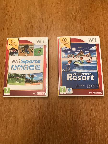 Pack juego wii sports - wii sports resort