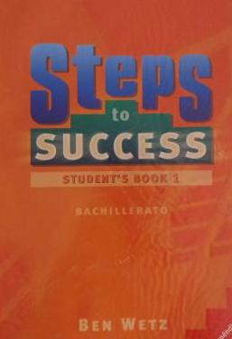 Steps to success students book 1