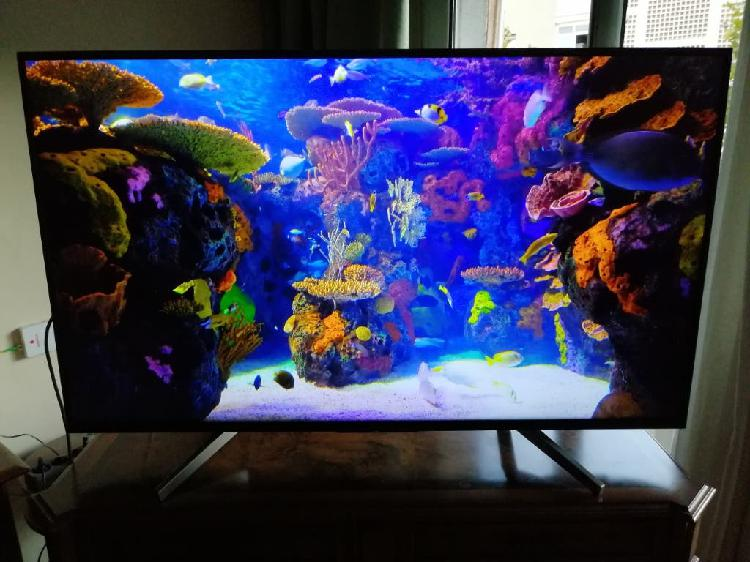 """Tv sony 4k hdr 49"""" + factura"""