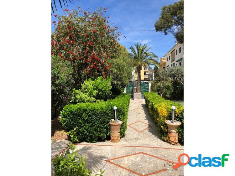 Precioso chalet situado en la urbanización cerdá, zona residencial del puerto pollença