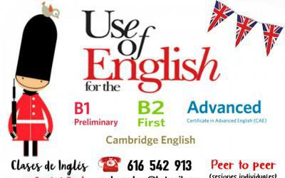 Clases individuales de rephrasing-use of english en ciudad