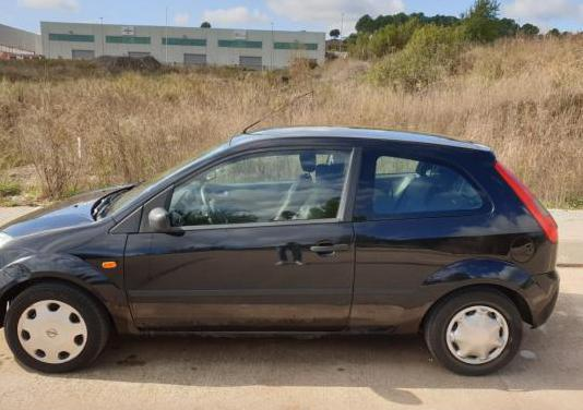 Ford fiesta 1.4 tdci trend coupe