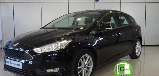 Ford focus 1.0 ecoboost autost.st. 125cv trend 5p.
