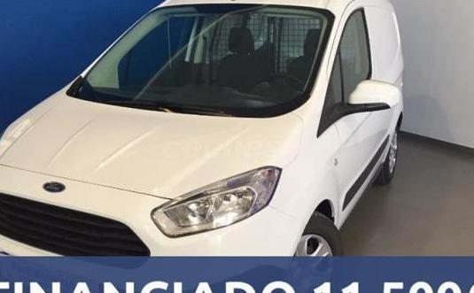 Ford transit courier kombi 1.5 tdci 56kw trend 4p.