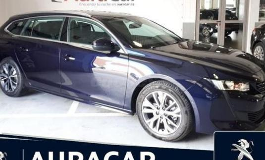Peugeot 508 allure bluehdi 96kw130cv ss eat8 5p.
