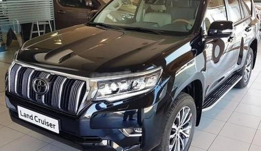 Toyota land cruiser 2.8 d4d limited auto 5p.