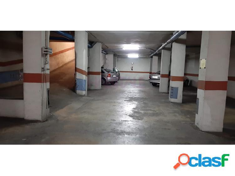 Plaza de garaje zona nuevos juzgados de mislata