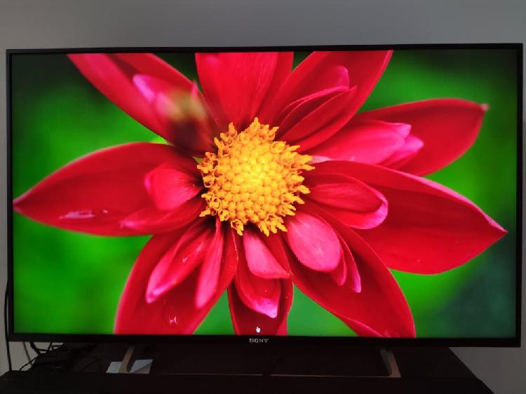 Tv sony 49 4k hdr + factura