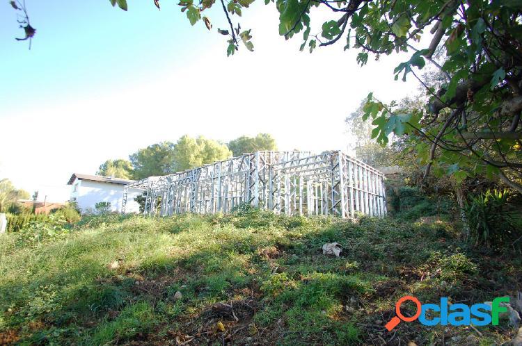 Estructura de casa en venda a martivell de gelida