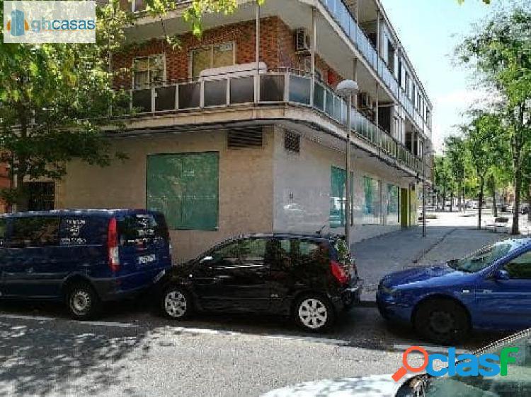 Local comercial en venta en madrid.