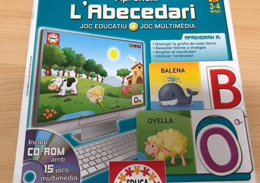 Educa multimedia l'abecedari