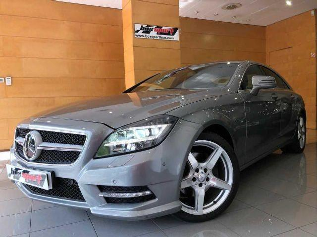 Mercedes cls clase cls 350 amg '12