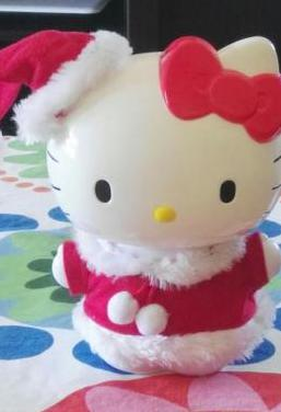Muñeca hello kitty