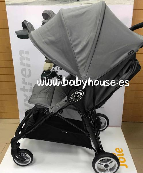 Silla de paseo baby jogger city mini zip