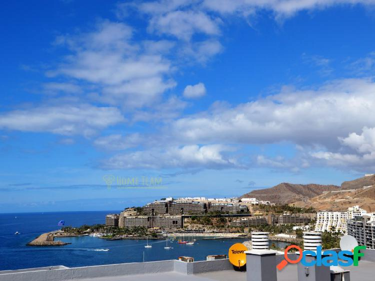 Bonito apartamento con fantásticas vistas al mar - ideal para disfrutar los meses de invierno