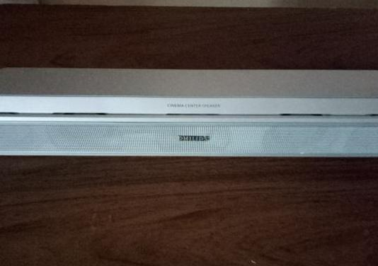 Altavoces de sonido del home cinema philips cs9000