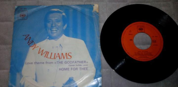 Andy Williams – Love Theme From