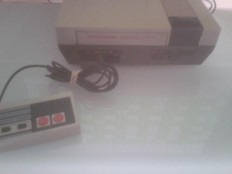 Consola antigua nasa compatible nintendo nes