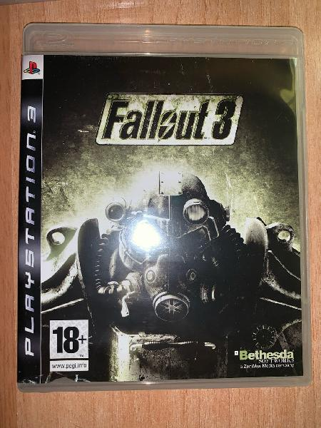 Fallout 3 play station 3