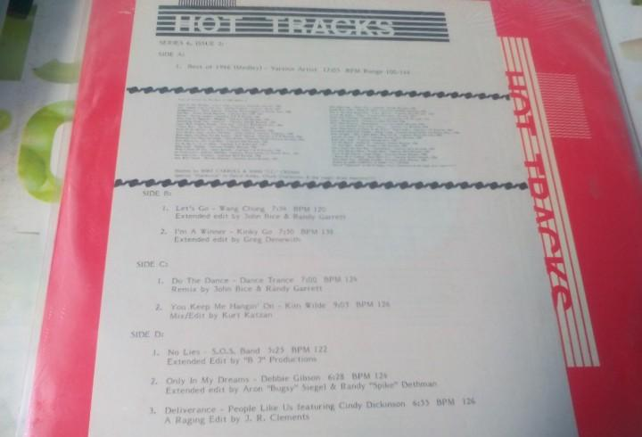 Mx. doble. hot tracks. series 6 issue 2