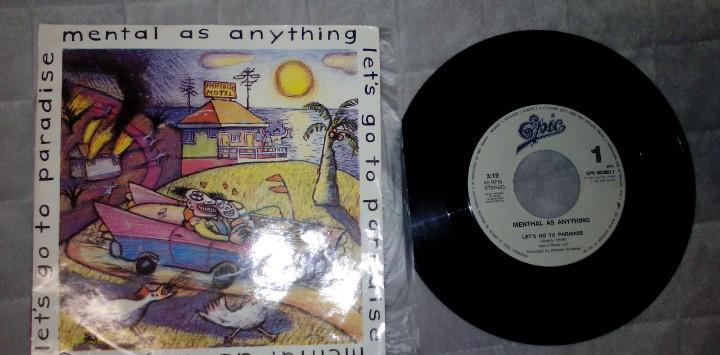 Mental as anything – let's go to paradise