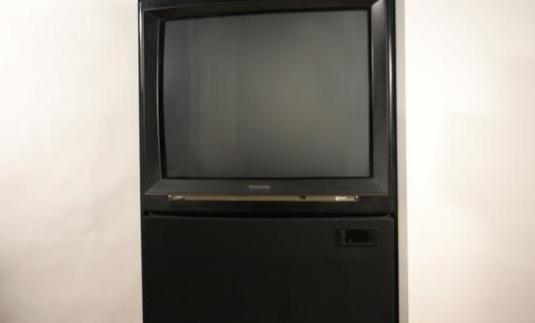Televisor panasonic color tv tx-3370 ir-a.