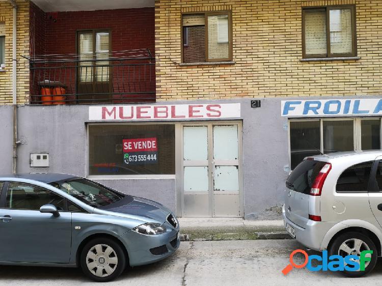 Urbis te ofrece un espectacular local en venta en Ciudad Rodrigo, Salamanca