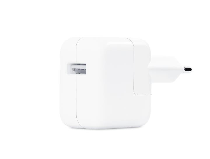 Adaptador de corriente usb + cable lightning apple
