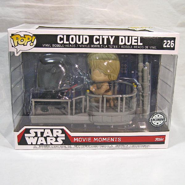 Funko pop cloud city duel exclusive 226 star wars