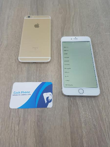 Iphone 6s plus 64gb gold ocasión