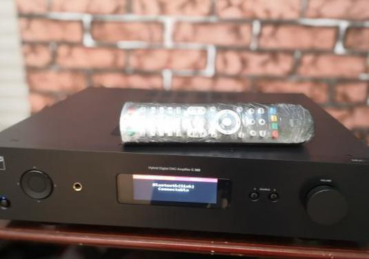 NAD AMPLIFICADOR DIGITAL HIBRIDO DAC BLUETOOTH