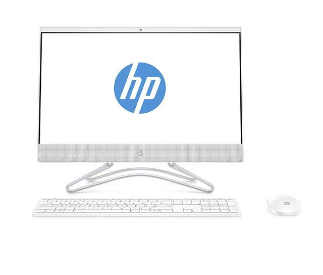 Ordenador all-in-one hp tactil pc-22-c0027ns