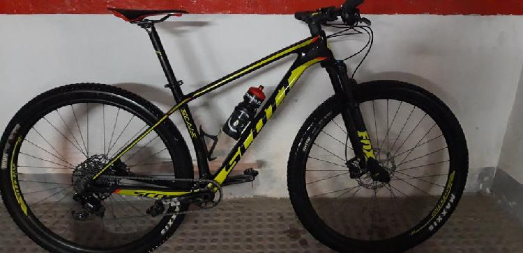 Scott scale 930 carbono