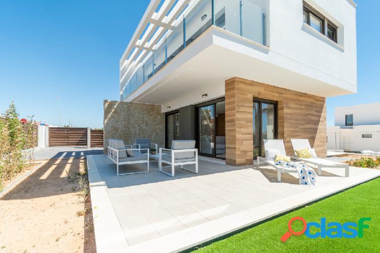 Villas de lujo independientes en la costa blanca