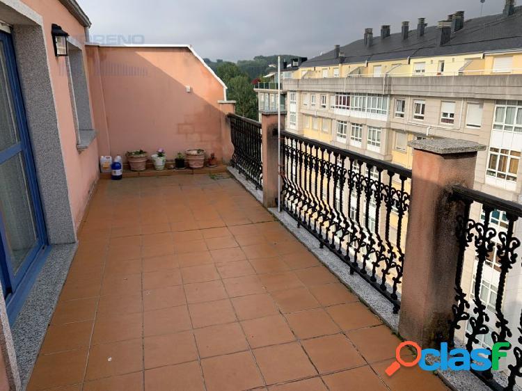 Duplex con terraza -muy soleado -excelentes vistas