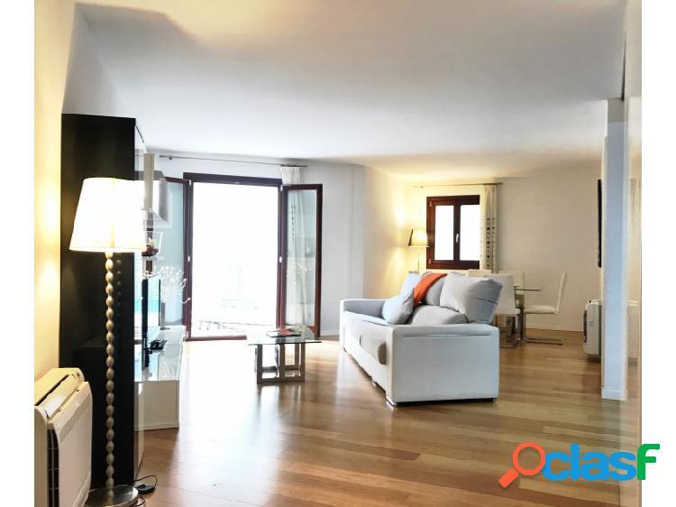 Mallorca next properties - en alquiler próximo santa eulalia y sant francisco apartamento de 2 dormitorios totalmente equipado.