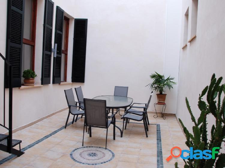 Mallorca next properties - zona sindicat alquiler apartamento con patio, aparcamiento y trastero incluido