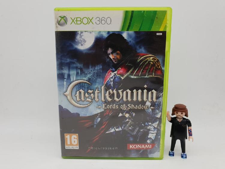 Castlevania lords of shadow xbox