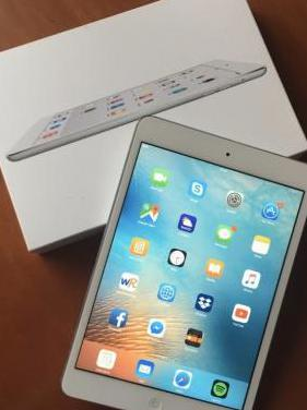 Ipad mini wifi 16gb silver funda de regalo