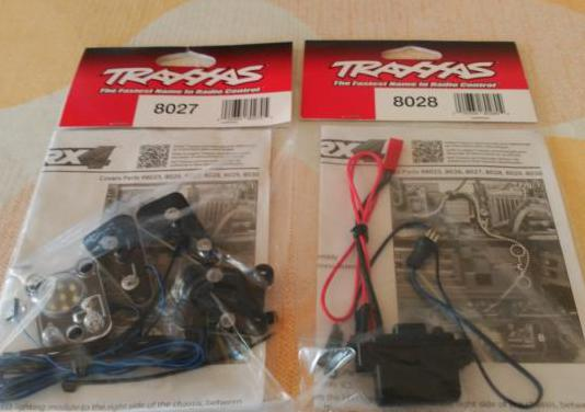 Kit luces traxxas land rover originales new