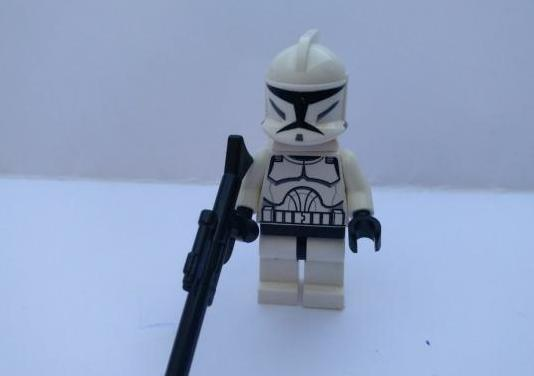Minifigura lego star wars - clon trooper