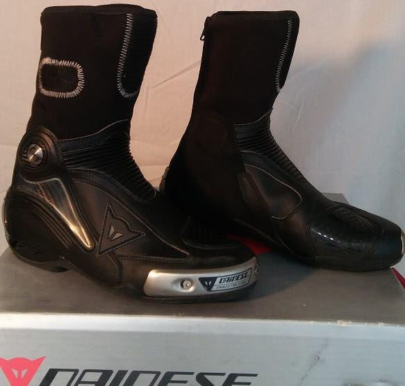 Botas moto dainese r axial pro in